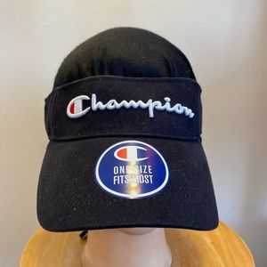 Champion visor